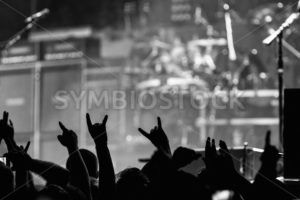 Hail to the metal horns - Shot Your show