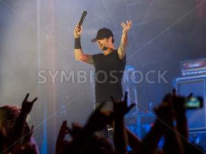 NAMPA, IDAHO - SEPTEMBER 25 : Rockstar Uproar Festival on September 25, 2012 in Nampa, Idaho.  - Shot Your show