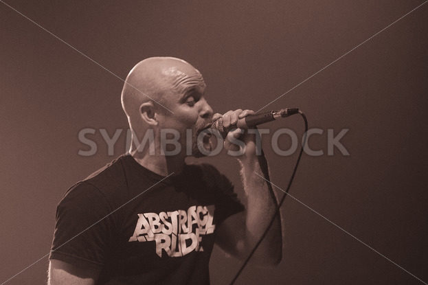 Singer on stage - Shot Your show