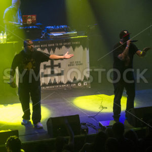 rap on stage - Shot Your show