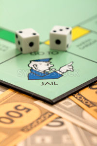 BOISE, IDAHO - NOVEMBER 18: Monopoly is currentlypublished by Parker Brothers, Hasbro, and by Waddingtons outside the US. It has been published since 1935 under many variations - Shot Your show