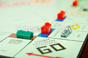 BOISE, IDAHO - NOVEMBER 18: One of parker brothers biggest sellers monopoly has been in published since 1935. - Shot Your show