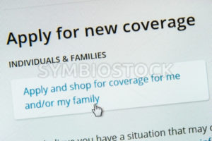 BOISE,IDAHO/USA - DECEMBER 21 2013: Applying for coverage on the healthcare.gov website. - Shot Your show