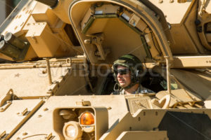 Driving a tank - Shot Your show