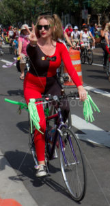 Harley Quinn coming through town - Shot Your show