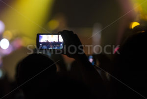 Images taken by smartphone for social media - Shot Your show
