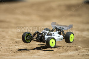 getting a little air over a rough track - Shot Your show