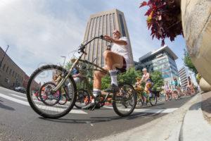 long bike ride for the tour de fat - Shot Your show