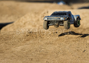 short course truck jumping - Shot Your show