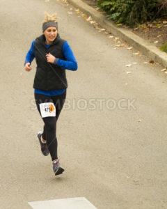 woman running to win - Shot Your show